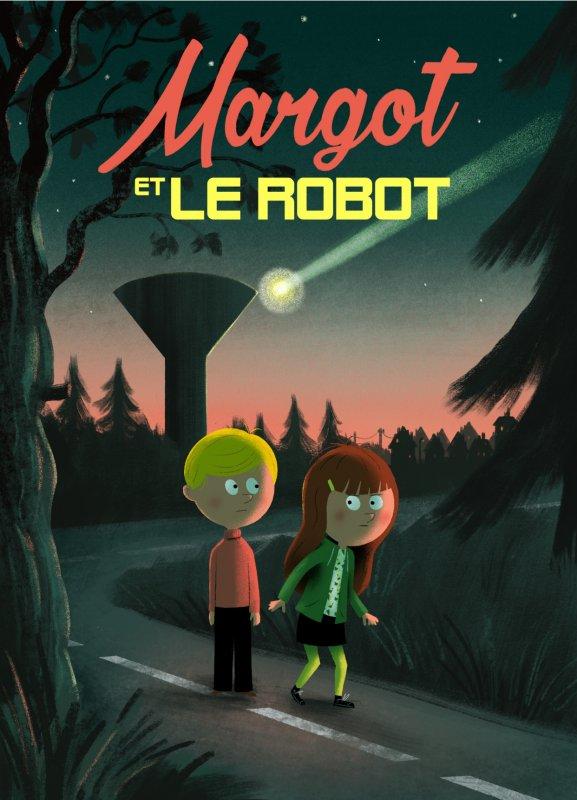 Margot & Le Robot